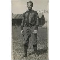 1924 Press Photo Hadden football fullback at practice session - net02369