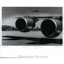 1990 Press Photo Fairchild's tankers less noisy yet more powerful - spa21840