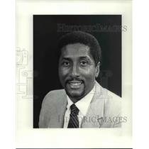 1984 Press Photo Gene Littles - assistant coach - cvb64390