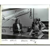 1994 Press Photo Liz Warman - ora92086