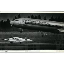 1960 Press Photo Omak Airlines - spa23212