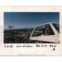 1998 Press Photo Antique Airplane ZN Airshow - ora99632