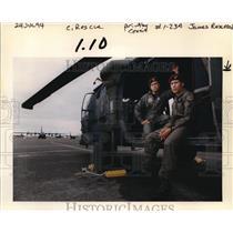 1994 Press Photo 939th Air rescue Wing, 304th Rescue Squadron - ora99954