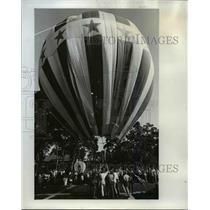 1970 Press Photo Oregon State Fair opened in Salem - orb20700