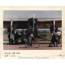 1990 Press Photo Tri Motor Ford first flown in 1928 - ora99956