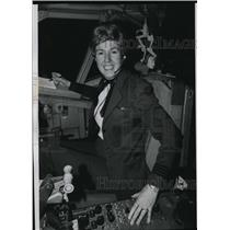 1979 Press Photo Emily Warner, Frontier Airlines - spa23391