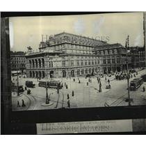 1926 Press Photo The Vienna Opera, Austria - mja04000