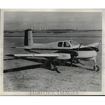 1949 Press Photo Beechcraft's Model 50, a completely new post-war design