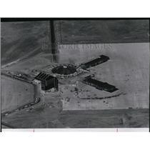 Press Photo Airport Spokane Terminal - spa24446