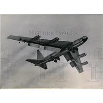 1954 Press Photo UAF B-52 Bomber - spa22078