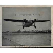 1947 Press Photo The Northrop Pioneer Passenger-Cargo Transport - ora96551