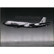 1956 Press Photo Aviation Transport Planes - spa22034