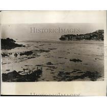 1929 Press Photo Attoak Near Khairabad After Flood Waters of Indus - ney09711