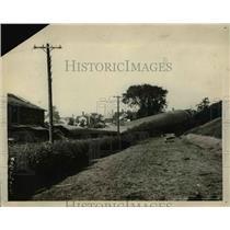 1924 Press Photo Lorain Ohio-tornado wreckage - cvb64226