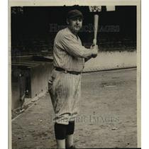 1922 Press Photo Del Young of Philadelphia Phillies - cvb74970