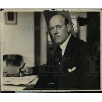 1926 Press Photo Dr John Tigert US Commissioner of Education - nef01833