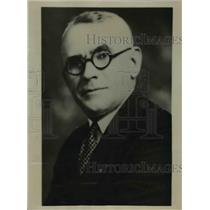 1932 Press Photo Oscar Dancy candidate for Texas 15th District Seat in Congress