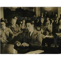 1924 Press Photo FM Boucher testifies before Senate Committee - nef03639
