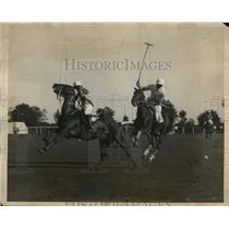 1926 Press Photo Princemere vs Meadow Brook at International Polo in NY