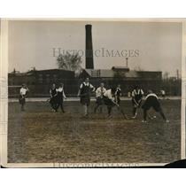 1926 Press Photo Smith College girls at field hockey at Northampton MA