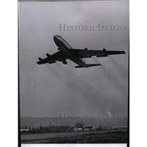 1954 Press Photo America's First Commercial Type Jet Transport Boeing Stratojet