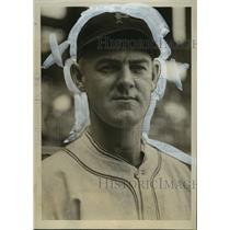 1925 Press Photo Pitcher for the Pittsburgh Pirates, Ray Kremer - orc18089