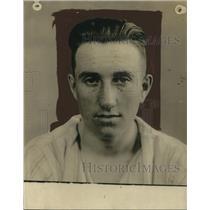 1920 Press Photo Boxer Al Ziemer sparring partner of Kilbane - net15400