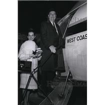 1965 Press Photo Spokane International Airport - spa22175