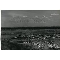 1965 Press Photo Airports Spokane - spa21758