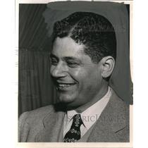 1951 Press Photo Tom Tannas Ex Copilot Likes Portland - ora89883