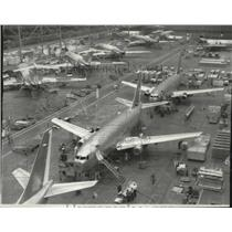 1980 Press Photo Boeing 737 Twinjet Renton Washington - spa27128