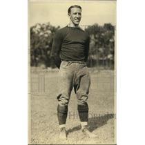 1921 Press Photo McLaughlin quarterback & halfback of Washington-Jefferson