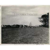 1922 Press Photo Shawnee Golf Club for Annual Amateur Public Links tourny