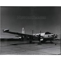 1973 Press Photo Airplane Patrol - spa22905
