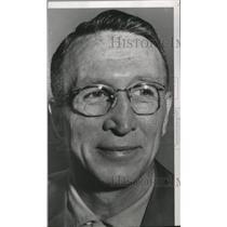 1955 Press Photo Pilot Stanfiel Skeeter Whitley - spa27631