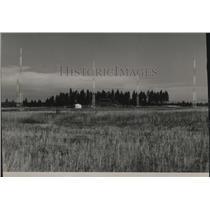 1953 Press Photo The Marshall Towers - spa26976