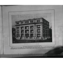 1909 Press Photo Spokane and Eastern Trust Co - spa29415