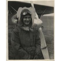 1929 Press Photo Portrait of Lieut. Wilfrey Moore - ney12979