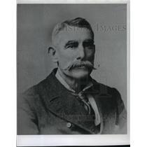 1863 Press Photo Dan Castello, Wisconsin circus man - mjx06610