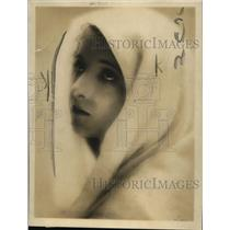 1919 Press Photo Miss B. McGarity of San Antonio TX Wins Among Many Contestants