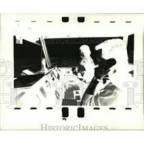 1991 Press Photo Crites Field, Airport in Waukesha - mja25693