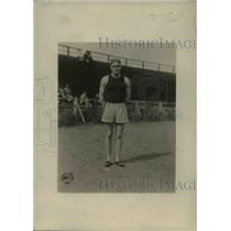 1919 Press Photo National track meet Burke French for 800 meters - net18931