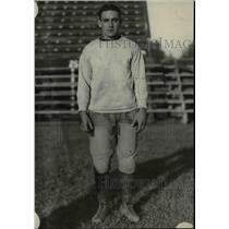 1923 Press Photo Schlanderman Stanford University football - net18986