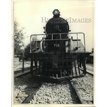 1908 Press Photo British-built locomotive used on Thai-Burma Railway