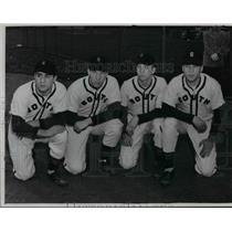 1950 Press Photo South High Baseball 1950 - cvb58451