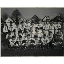 1949 Press Photo South High Baseball - cvb58454