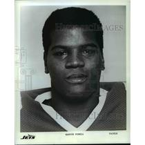 Press Photo Marvin Powell, Tackle, New York Jets - cvb64447