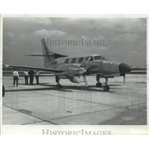 1973 Press Photo The Merlin III, a new executive turboprop - mja04020