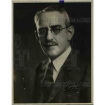 1929 Press Photo Bridge Player EJ Tokim - nee95319