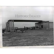 1967 Press Photo Casement Airport at Painsville Carplane Port - nee97989